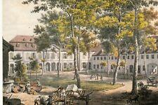 Carte postale ancienne HAUT-RHIN MULHOUSE RIXHEIM musée du papier peint ZUBER