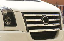 2016-2012 VW CRAFTER Front Grill Set 5tlg aus Edelstahl Chrome