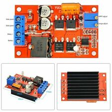 Adjustable MPPT Voltage Solar Panel Controller Battery Charging Board 9V 12V 24V