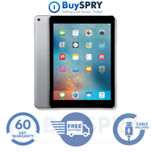 """Apple iPad Pro 9.7"""" 🍎 256GB Wi-Fi Only Space Gray Tablet 🌐 MLMY2LL/A"""