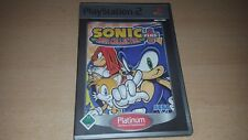 PS2 - SEGA - SONIC plus Mega Collection - top Zustand