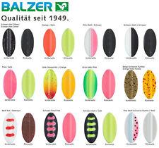 Balzer Pro Staff Series Spoon Inliner 1,9g - Inline Forellenblinker, Kunstköder