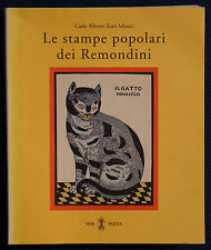 REMONDINI - Werkverzeichnis der Drucke reich illustriertes Buch von 1994.