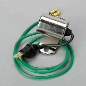 1965-1970 VW Bus Ghia Beetle Type 3 Ignition Condenser Bosch 396253