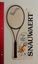 Pegatina/sticker a4: Snauwaert tenis (15041623)