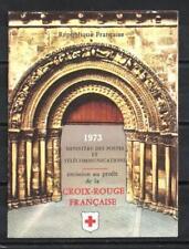 France 1973 Yvert carnet croix-rouge n° 2022 neuf ** 1er choix