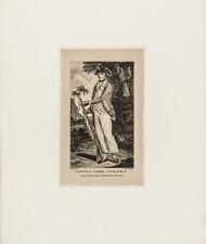Rare 1785 Captain James Cook, F.R.S.Original Engraved Portrait Lot 223