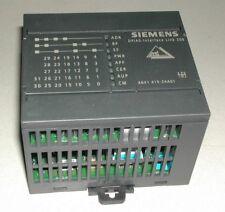Siemens Net Link Profibus Interface 6GK1415-2AA01 6GK1-415 Used Nice D3