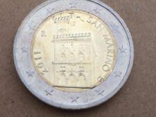 2 Euro normale saint Marin 2011