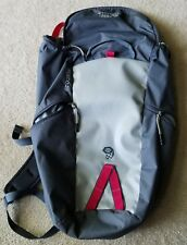 Mountain Hardwear Hueco 20 Backpack Red & Gray MSRP $80