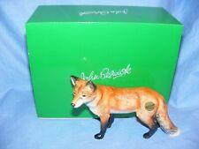 John Beswick Fox JBCA4 Brand New Boxed