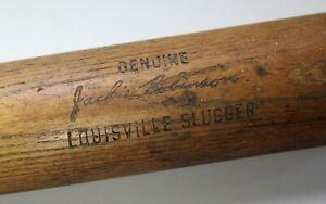Vintage Jackie Robinson R17 Louisville Slugger 1950-1960