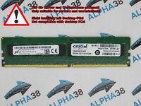 Crucial 8 GB (1x 8 GB) DDR4-2133 PC4-2133P CT8G4RFS4213 CL15 1,2V Server RAM