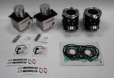 Yamaha Banshee YFZ350 Standard Bore 64mm Cylinders Wiseco Pistons Top End Gasket