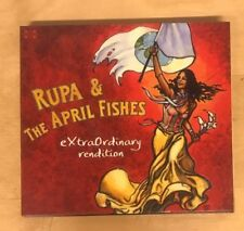 Rupa & The April Fishes ExtraOrdinary Rendtition Bran New