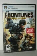 FRONTLINES FUEL OF WAR GIOCO NUOVO SIGILLATO PC DVD VERSIONE ITALIANA VBC 48683