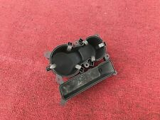 AUDI A4 S4 B8 CENTER CONSOLE CUP HOLDER ASSEMBLY OEM BLACK COLOR