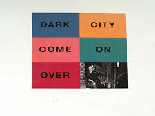 "Dark City Come On Over 12"" Single 1986 Excellent"