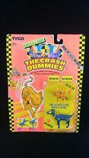HuBCAT Bumper 2 pack TYCO Vince Larry Crash DUMMIEs MOC Vintage 1991 1st Variant