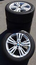 4 BMW Sommerräder Styling 447 BMW X5 F15 255/50 285/45 R19 6853957 Pirelli RDCi