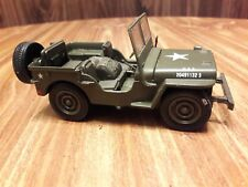 1941 (Willys), Military Jeep, ARMY JP,  SS-61053A, New in Mint Condition.