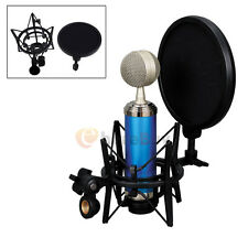 W Shock Mount For Professional Condenser Microphone Mic Studio Sound Recording