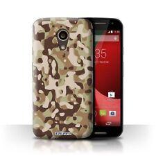 Étuis, housses et coques marron Motorola Moto G pour téléphone mobile et assistant personnel (PDA) Motorola