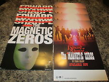 EDWARD SHARPE AND THE MAGNETIC ZEROS  persona & UP FROM BELOW 6 poster lot  #813