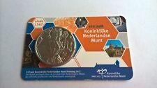 Nederland 2017 Coincard Penning 450 Jaar Koninklijke Nederlandse Munt