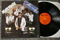 MATCHBOX - MIDNIGHT DYNAMOS - BRITISH ROCKABILLY ALBUM 1980 MAGNET MAGL 5036 EX