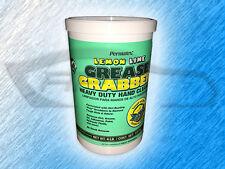 PERMATEX 13106 - GREASE GRABBER LEMON LIME HEAVY DUTY HAND CLEANER - 4 LBS