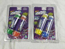 Nrg/Toymax Paintball Refill Pack Splat Shot Yellow,Blue,Green,Orange 80757 New