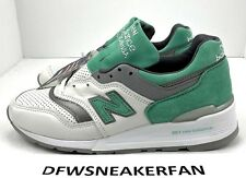 low priced 86c7a 8a520 New Balance 997 Men SZ 5 WMS 6.5 White Mint Kith Ronnie Fieg Made in USA