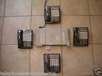 Avaya Lucent AT&T Partner ACS Business Phone System w 4 Partner 18D + Voice Mail