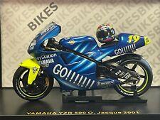 RARE iXO 1/24 Yamaha YZR 500 Olivier Jacque 2001 - RAB003