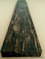 """Ziricote wood neck blank, excellent colors  30"""" x 4"""" x 7/8"""""""