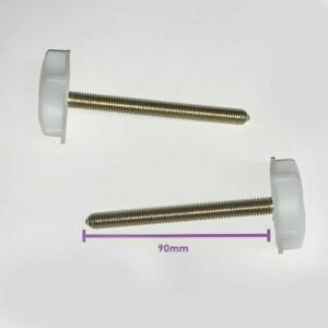 Strong Headboard Fitted Bolts  Screws For Divan Bed Base Extra Long M8 x 90mm