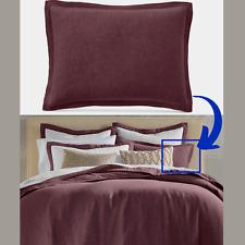 NEW $120 Hotel Collection Linen (1) Standard Sham Pillow Case #3271