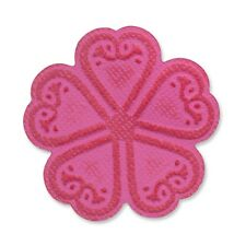 Sizzix Embosslits Die - Flower, Old Country Bloom - 657404