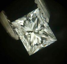 """Stunning 0.39 carat """"Princess"""" cut   """"H"""",  VS1"""