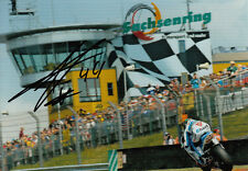 Pol Espargaro Hand Signed Photo 2013 Moto2 World Champion 7x5 1.