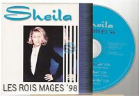 Sheila Les Rois Mages '98 CD SINGLE