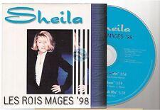 Sheila Les Rois Mages '98 CD SINGLE