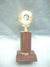color metal archery insert trophy wood finish column