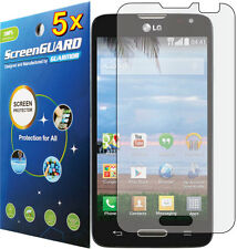 5x Clear LCD Screen Protector Guard Cover Film for LG Ultimate 2 L41C