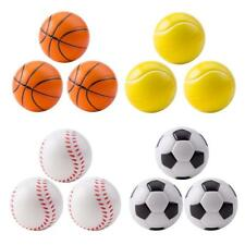 12pcs Squeeze Ball Stress Relax Emotional Hand Exercise Balls Kids Children Toys