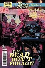 Rocket #3 Marvel Comics 2017 Adam Gotham 1:25 Variant Cover Comic Book Raccoon