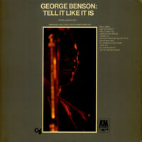 George Benson - Tell It Like It Is (Vinyl LP - 1969 - US - Original)