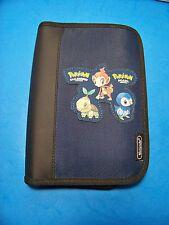 Nintendo Pokemon Diamond & Pearl Zip Carrying Case DS, Gameboy, Etc...