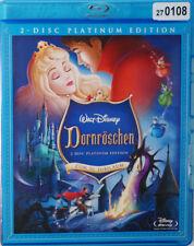 Dornröschen Walt Disney Blu-Ray OVP 2Disc Familie Kinderfreundlich Platinum